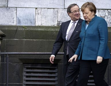 Koniec Angeli Merkel. Nowym kanclerzem aparatczyk albo mistrzyni skoków...