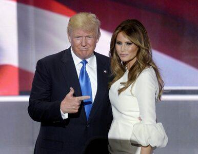 Żona Donalda Trumpa była nielegalną migrantką?