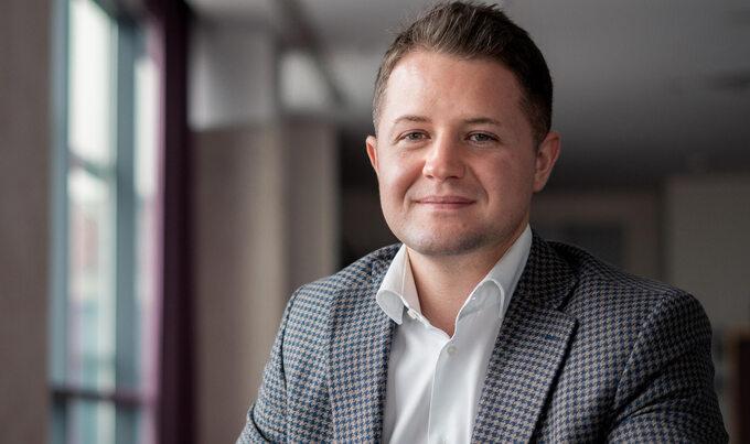 Paweł Bednarek – Prezes zarządu Columbus Elite