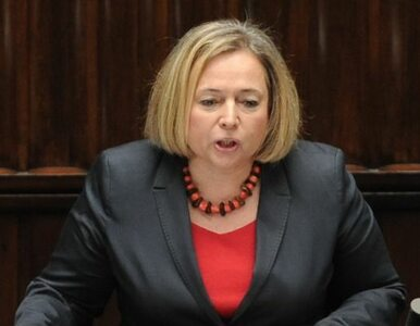 Nowicka: Molestowanie należy uznać za przestępstwo
