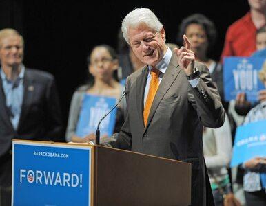 """Clinton """"ojcem roku"""""""