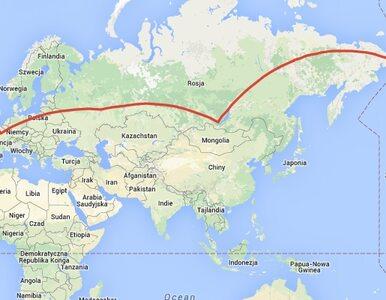 """Londyn-Moskwa-Alaska. Przyjaciel Putina planuje """"superautostradę"""""""