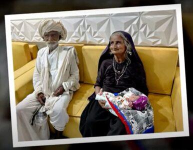 Kolejna najstarsza matka świata? 70-latka z Indii urodziła dziecko...