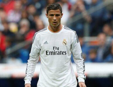 """Ronaldo odpowiada Blatterowi. """"To pokazuje brak szacunku do mnie i..."""
