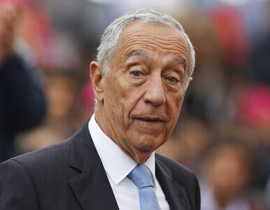 Prezydent Portugalii został bohaterem. 71-latek uratował dwie kobiety