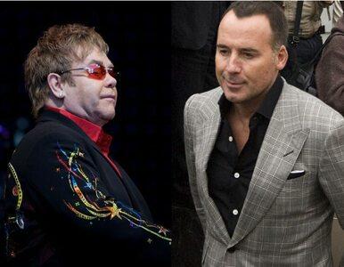 Eltonowi Johnowi nie wystarcza związek partnerski; poślubi Davida Furnisha