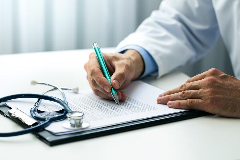 Lekarz, zdjęcie ilustracyjne