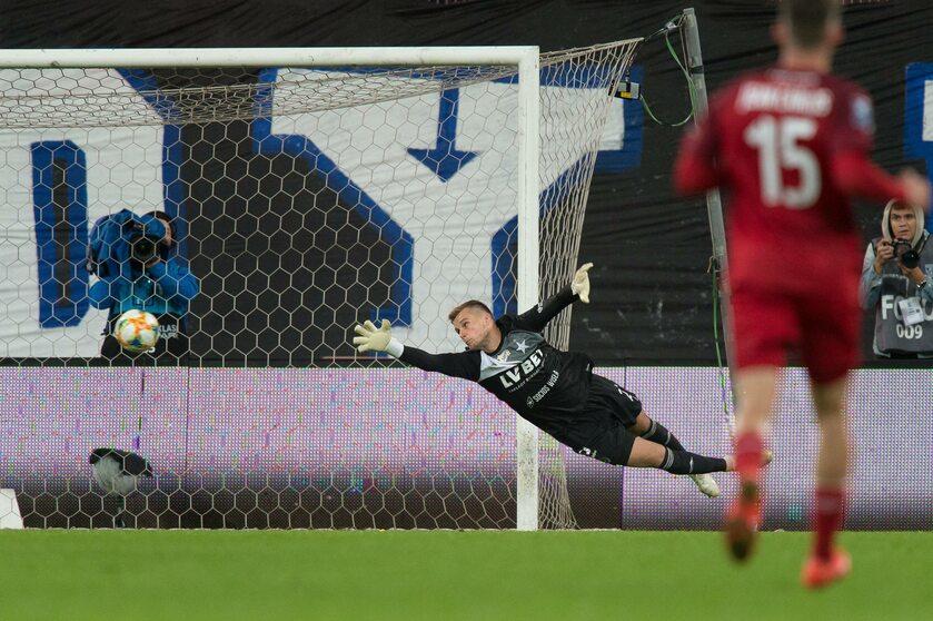 Zdjęcie z meczu Lech Poznań - Wisła Kraków