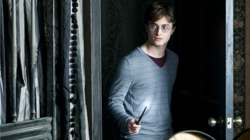 Harry, rzecz nie jest w tym, jaki jesteś, lecz w tym, jaki nie jesteś.