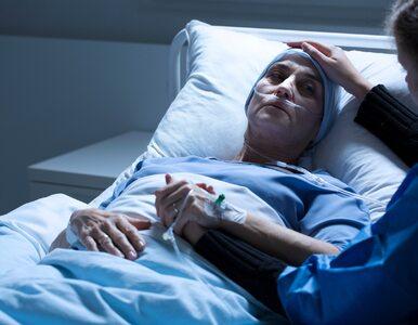 Leki na raka mogą być... rakotwórcze dla opiekunów chorych i personelu...
