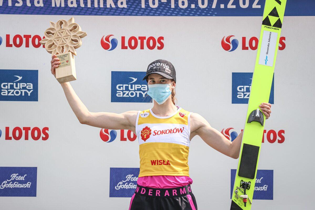 Sobotnie zawody letniego Grand Prix w Wiśle