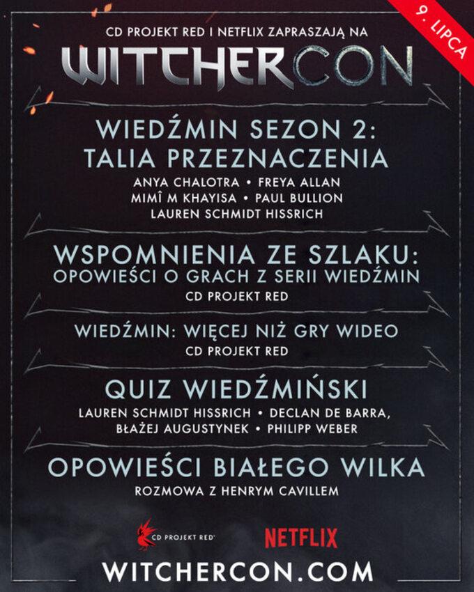 Program WitcherConu