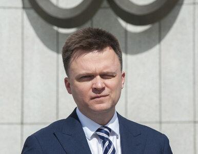 """Hołownia chce wprowadzenia stanu klęski żywiołowej. """"Złożyłem..."""