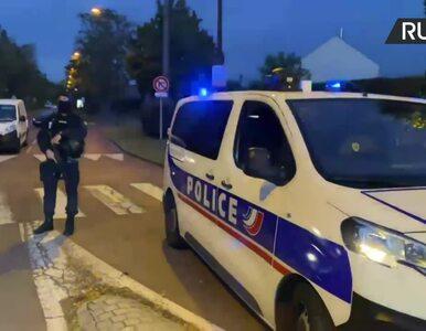 Makabryczny mord na przedmieściach Paryża. Uciął głowę za pokazywanie...