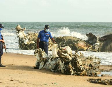 Dramatyczne echa katastrofy statku towarowego u wybrzeży Kolombo
