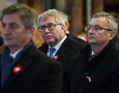 Europosłowie żądają dymisji wiceprzewodniczącego PE: Czarnecki...