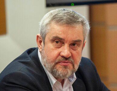 Ardanowski: Gdy słyszę, że Polska nie liczy się na arenie...