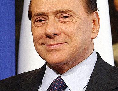 Berlusconi: depresja przyczyną zabaw?