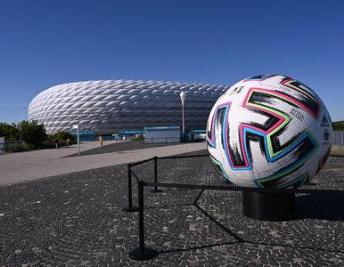 Euro 2020. Allianz Arena nie zaświeci się na tęczowo. UEFA odrzuciła...