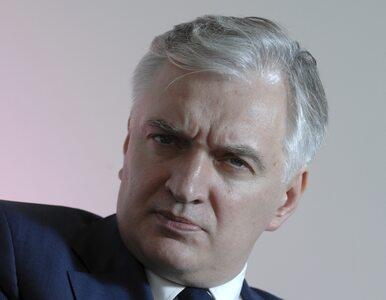 Gowin: Polska nie powinna proponować sankcji wobec Ukrainy