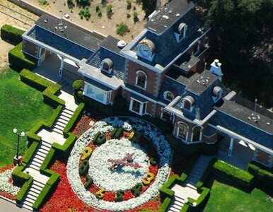 """Cena rancza """"Neverland"""" spadła z 69 do 31 mln dolarów. Mimo tego nikt..."""
