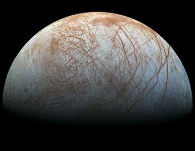 NASA potwierdza: Na księżycu Jowisza jest woda. Jest jednak pewien problem
