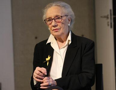 Maja Komorowska laureatką Orła za Osiągnięcia Życia