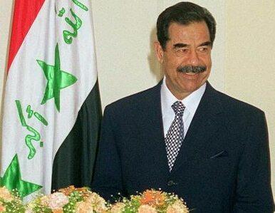 Saddam Husajn wydał wyrok na oficerów polskiego wywiadu?
