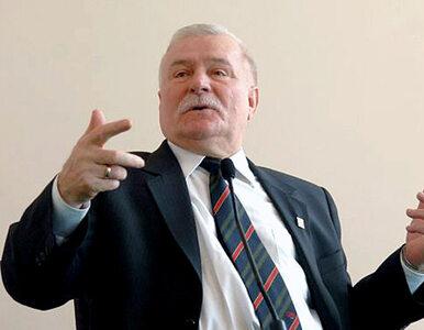 Wałęsa o Ukrainie: Z każdą kroplą krwi będzie coraz trudniej o kompromis