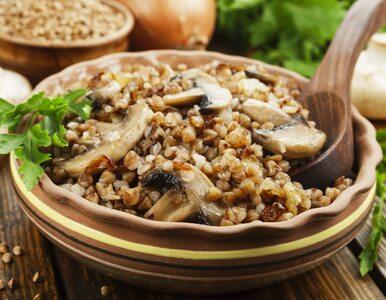 Kaszotto z grzybami – proste i pyszne danie na jesień