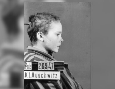 """Zdjęcie nastoletniej więźniarki Auschwitz w kolorze. """"Historia tej..."""