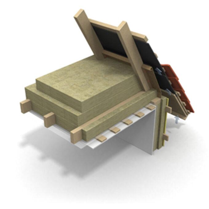 Wiązary Dachowe - Zimne Poddasze Nieużytkowe
