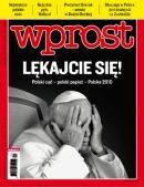 Okładka tygodnika Wprost nr 34/2010 (1437)