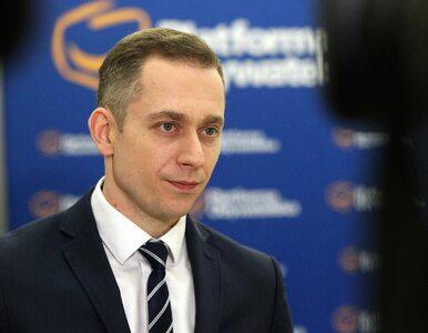 """PO pyta PiS o wybory do PE. """"Czy jesteście za wyjściem Polski z Unii..."""