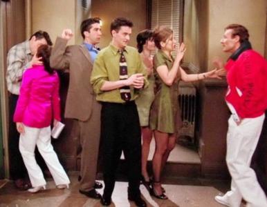 """""""Przyjaciele"""" – quiz z serialu. Ile pamiętasz z urodzin Rachel?"""