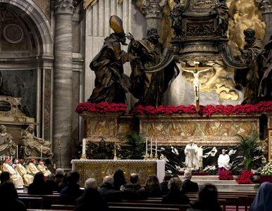 Środa Popielcowa. Watykan: Zmiany w posypywaniu głów popiołem