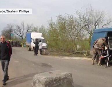 Strzelanina w Słowiańsku: 5 osób nie żyje