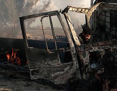 """Libia oskarża Zachód. """"Zbombardowali cywilne lotnisko i porty"""""""