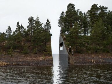Upamiętnią ofiary Breivika. Przetną wyspę na pół