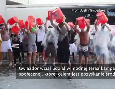 Moda na splash dotarła do Hollywood. Justin Timberlake podjął wodne...