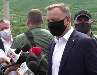 Andrzej Duda: Rosja nie jest normalnym krajem. Jest państwem-agresorem