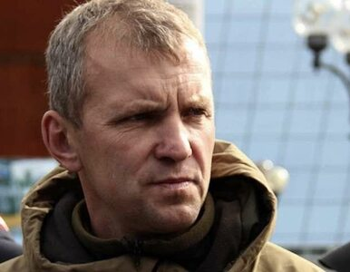 Ukraiński weteran Ihor Mazur jest już na Ukrainie