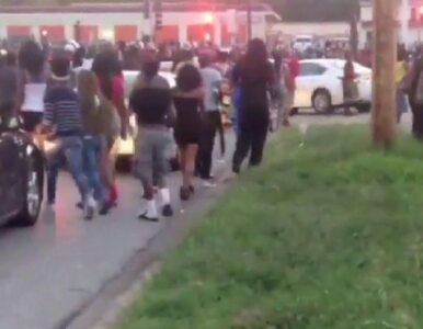Nastolatek zastrzelony przez policjanta. W mieście wybuchły zamieszki