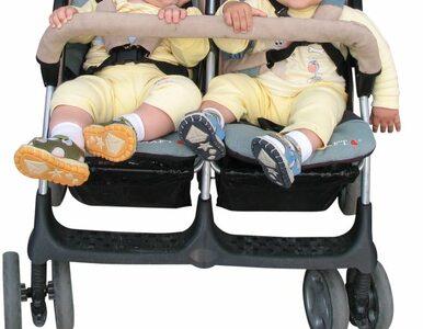 Ojciec bił dzieci? 3,5-miesięczne bliźniaki w szpitalu