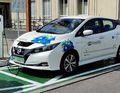 PKP uruchamiają własny car-sharing. Auta na minuty z logo kolei już jeżdżą