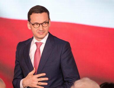 NA ŻYWO: Oświadczenie premierów Mateusza Morawieckiego i Benjamina...