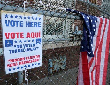Wybory prezydenckie w USA 2020. Dziennikarz TVP Info zaatakowany w USA?...