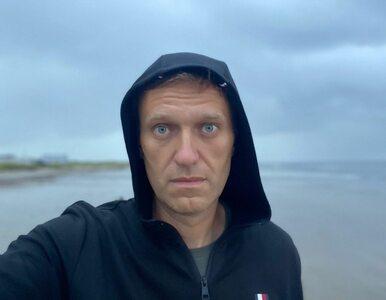 Aleksiej Nawalny pokazał nowe zdjęcie ze szpitala. Rosyjski...