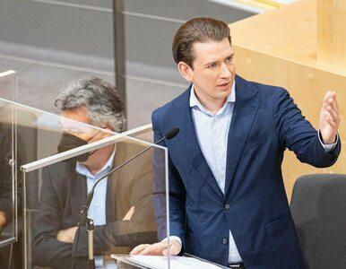 Kanclerz Austrii Sebastian Kurz okłamał komisję śledczą? Czarne chmury...