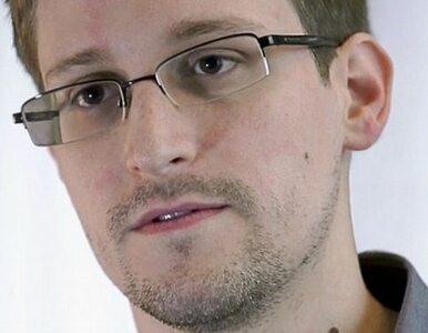Snowden nie ma wątpliwości: USA szpiegują mnie w Rosji